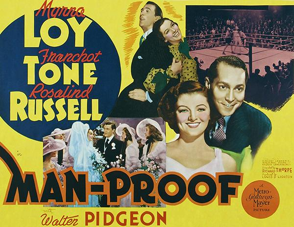 Man-Proof - 1938 - Movie Poster Mug