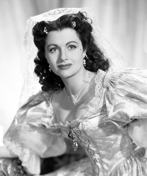 Margaret Lockwood - The Wicked Lady - Movie Still Magnet