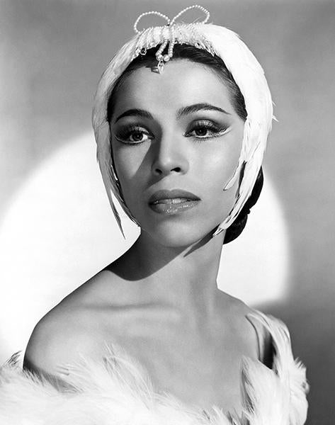 Maria Tallchief - Million Dollar Mermaid - Movie Still Magnet