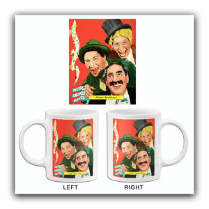 Marx Brothers - 1935 - MGM - Movie Star Personality Mug