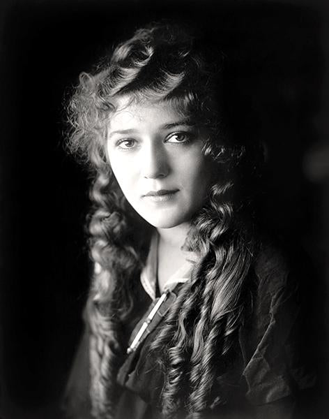 Mary Pickford - Movie Star Portrait Mug