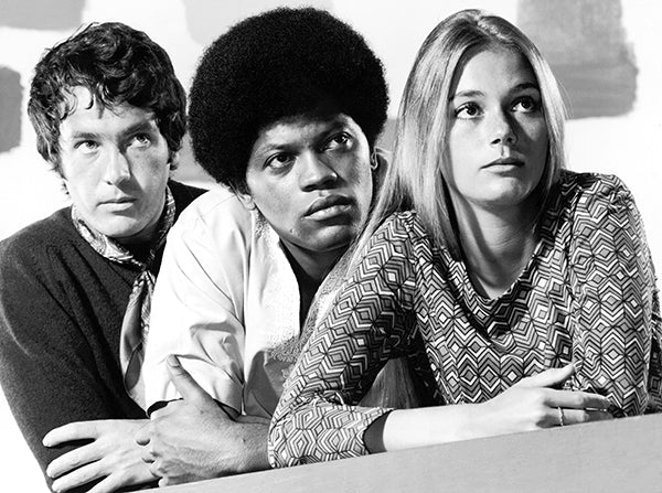 Michael Cole - Clarence Williams III - Peggy Lipton - The Mod Squad - 1969 - TV Show Photo Poster