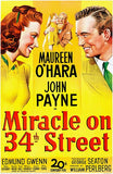 Miracle On 34th Street - 1947 - Movie Poster Mug