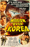 Mission Over Korea - 1953 - Movie Poster