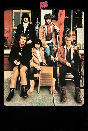 Moby Grape - 1967 - Album Release Promo Poster