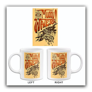 Muddy Waters - 1973 - The Egress - Concert Mug