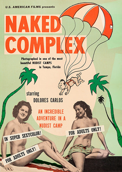 Naked Complex - 1963 - Movie Poster