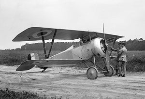 Nieuport 17 - World War 1 - 1917 - Photo Poster