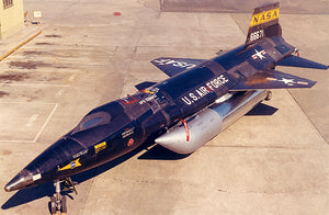 North American X-15A-2 - Photo Poster