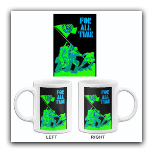 Peace For All Time - 1970's - POP Art Mug