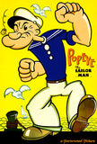 Popeye The Sailor Man - 1934 - Movie Poster