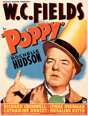 Poppy - 1936 - Movie Poster