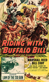 Riding With Buffalo Bill - 1954 - Movie Poster