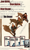 Rio Bravo - 1959 - Movie Poster
