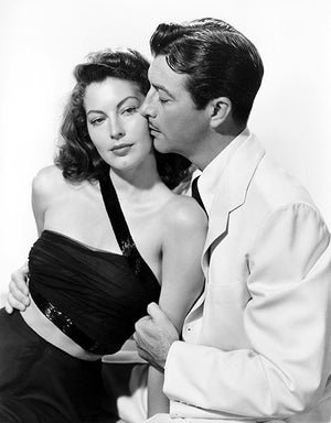 Robert Taylor - The Bribe - Movie Still Poster