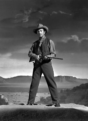 Robert Taylor - Westward The Women - Movie Still Poster