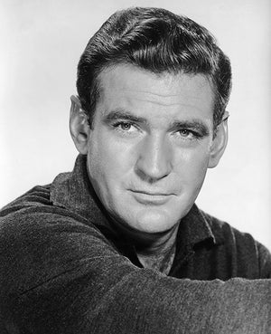 Rod Taylor - Movie Star Portrait Poster