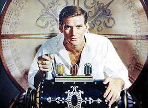 Rod Taylor - The Time Machine - Movie Still Poster