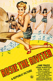 Rosie The Riveter - 1944 - Movie Poster