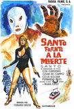 Santo Faces Death - 1969 - Movie Poster