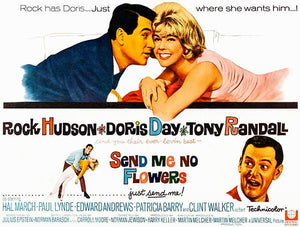 Send Me No Flowers - 1964 - Movie Poster Mug