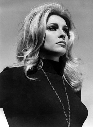 Sharon Tate - Eye Of The Devil - Movie Still Poster