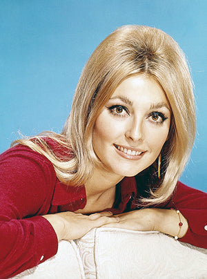 Sharon Tate - Movie Star Portrait Poster