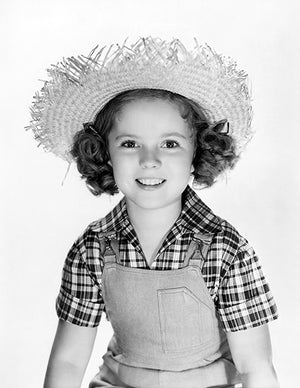 Shirley Temple - Rebecca Of Sunnybrook Farm - Movie Still Poster