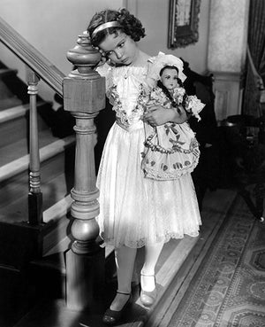 Shirley Temple - The Little Princess - Movie Still Poster