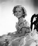Shirley Temple - The Littlest Rebel - Movie Still Poster