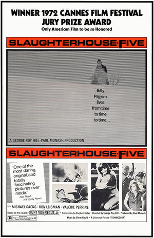Slaughterhouse-Five - 1972 - Movie Poster Magnet