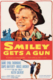 Smiley Gets A Gun - 1958 - Movie Poster