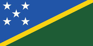 Solomon Islands Flag Mug