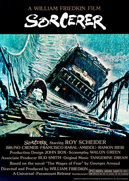Sorcerer - 1977 - Movie Poster