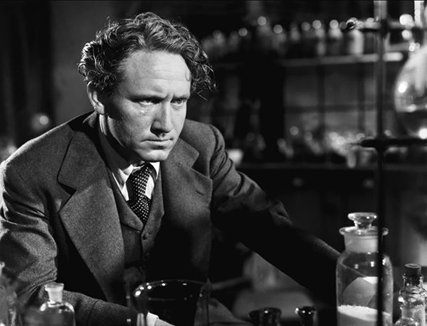 Spencer Tracy - Dr. Jekyll And Mr. Hyde - Movie Still Poster