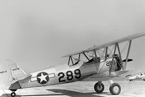 Stearman PT-13 - Photo Poster