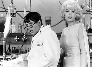 Stella Stevens - Jerry Lewis - The Nutty Professor - Movie Still Poster