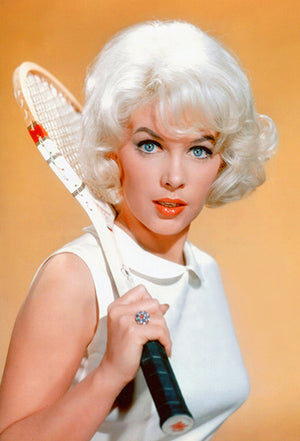 Stella Stevens - Movie Star Portrait Poster
