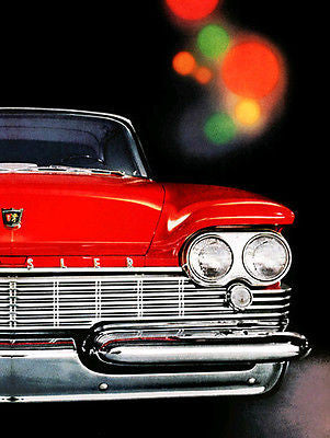 1959 Chrysler - Promotional Advertising Poster