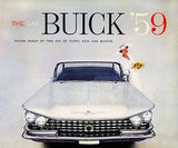 1959 Buick - Promotional Advertising Poster