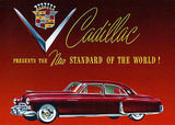 1948 Cadillac Fleetwood 60 Special - Promotional Advertising Poster