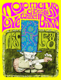 Chocolate Watch Band - Mojo Men - LOVE - 1967 - Concert Poster