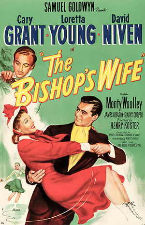 The Bishop's Wife - 1948 - Movie Poster Mug
