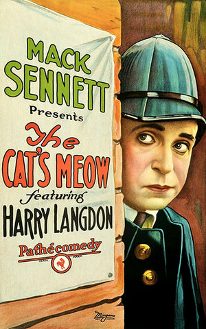The Cat's Meow - 1924 - Movie Poster Magnet