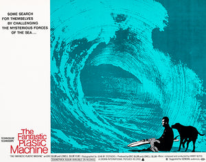 The Fantastic Plastic Machine - 1969 - Movie Poster