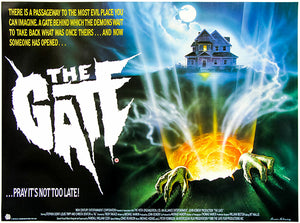 The Gate - 1987 - Movie Poster