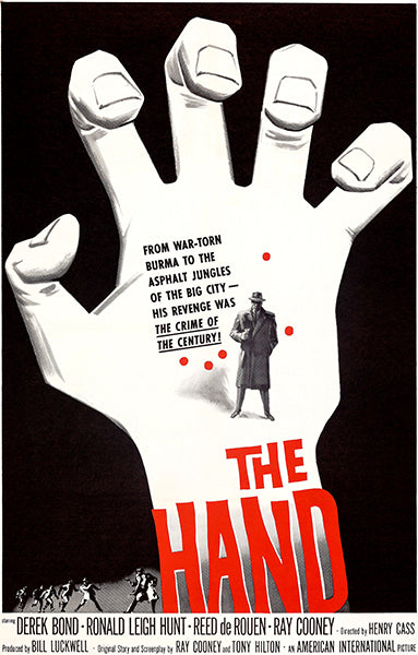 The Hand - 1961 - Movie Poster Mug