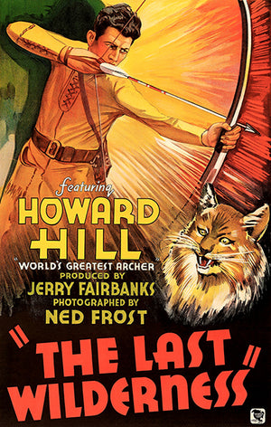 The Last Wilderness - 1935 - Movie Poster