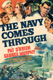 The Navy Comes Through - 1942 - Movie Poster