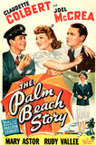 The Palm Beach Story - 1942 - Movie Poster